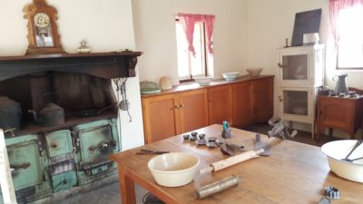 The Kitchen, Alice Springs Telegraph Station