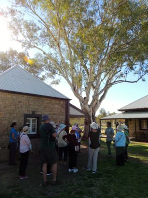 Guided Tour of the Alice Springs Telegraph Station