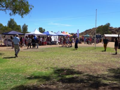 Alice Springs Open Day and Markets