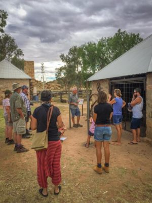Alice Springs Telegraph Station Guided Tours
