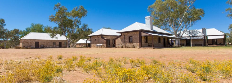 Alice Springs Telegraph Station Heritage Precinct